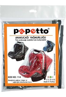 Papetto 114 Ana Kucağı Yağmurluğu