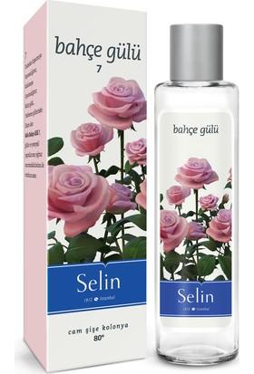 Selin Parfümlü Kolonya Bahçe Gülü 180 ml