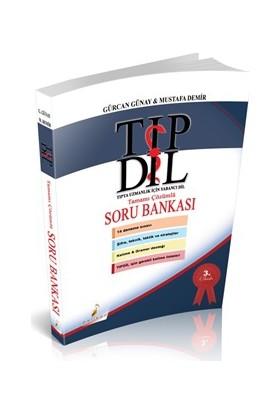 Pelikan Tıp Dil İngilizce Tamamı Çözümlü Soru Bankası
