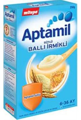 Aptamil Kaşık Maması Sütlü Ballı İrmikli 250 Gr.