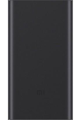 Xiaomi 10000 mAh (Versiyon 2) Taşınabilir Şarj Cihazı Siyah (İnce ve Hafif Kasa)