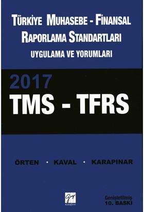 Türkiye Muhasebe - Finansal Raporlama Standartları TMS - TFRS 2017 - Aydın Karapınar