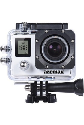 Azemax SK-505 4K Ultra HD Wifi Kumandalı Aksiyon Kamera