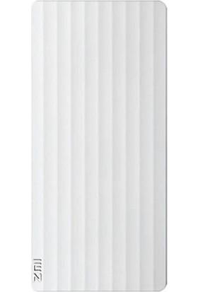 ZMI Ultra Slim 10000 mAh Taşınabilir Şarj Cihazı Beyaz