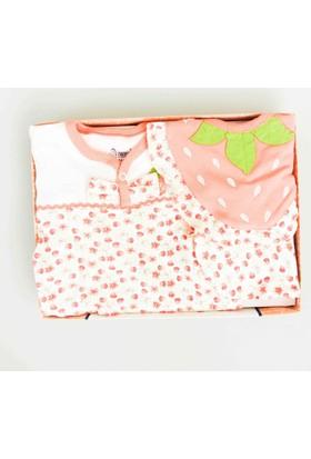 Nenny Bebe Kız Bebek Hastane Çıkışı Yeni Doğan Seti Antialerjik 5'li N28Zk717