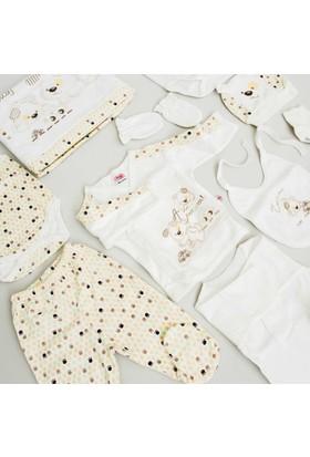 İmaj Erkek Bebek Hastane Çıkışı Yeni Doğan Seti Antialerjik 10'lu İ04