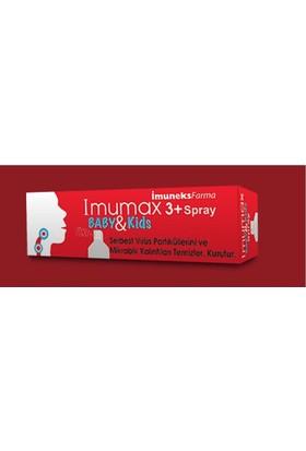 İmuneks İmumax 3+ Spray Baby&Kids 20 ml