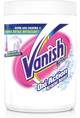 Vanish Kosla Oxi Kristal Beyaz Leke Çıkarıcı 800 G