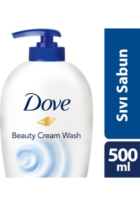 Dove Sıvı Sabun Beauty Cream Wash 500 ML