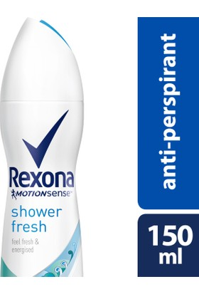 Rexona Deodorant Sprey Shower Fresh 150 ml