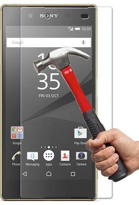Case 4U Sony Xperia Z5 Premium Cam Ekran Koruyucu
