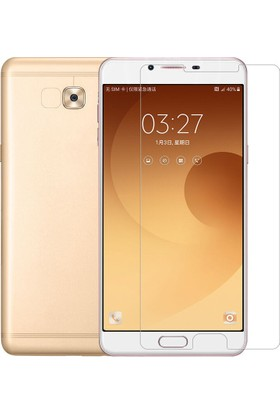 Case 4U Samsung Galaxy C9 Pro Cam Ekran Koruyucu