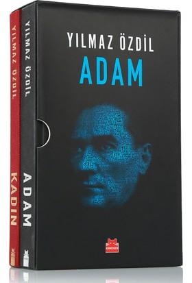 Yılmaz Özdil Set (2 Kitap Bez Cilt - Kutulu Özel Koleksiyon Baskı)
