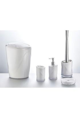 Hiper 5 li Banyo Seti Beyaz