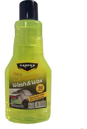 Carpex Carnauba Cilalı 1 Lt Oto Şampuanı 093024