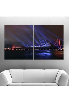 Eslim İ230 Köprü Parçalı Tablo 50X75 Cm