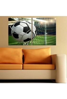 Eslim İ580 Futbol Topu Parçalı Tablo 70X100 Cm