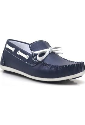Raker® Ortopedik Lacivert Timber Erkek Çocuk Ayakkabısı