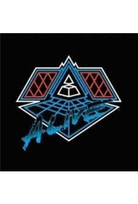 Virgin Records Daft Punk - Alive 2007