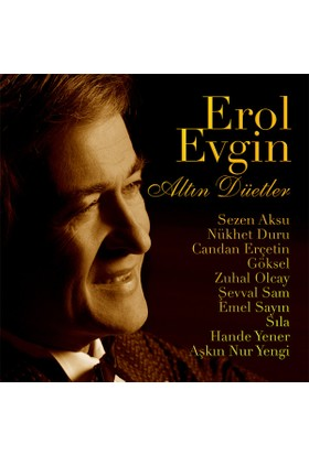 Erol Evgin - Altın Düetler - Plak