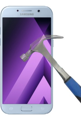 Teknoarea Samsung Galaxy A5 2017 Temperli Cam Ekran koruyucu film