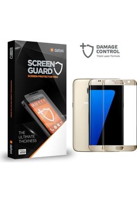 Dafoni Samsung Galaxy S7 Edge Curve Darbe Emici Ön+Arka Ekran Koruyucu Film