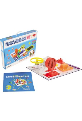 Educational Kit Bilim-Deney Seti