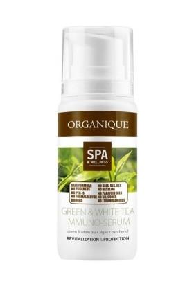 Organique Immuno Serum (Yeşil & Beyaz Çay Özlü)- 100 ml