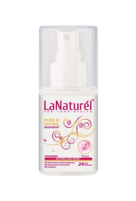 LaNaturel Gül Kokulu Sprey 50 ml.