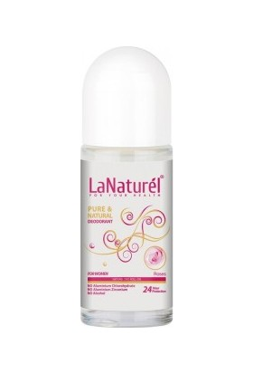 LaNaturel Gül Kokulu Deo Roll-On 50 ml.