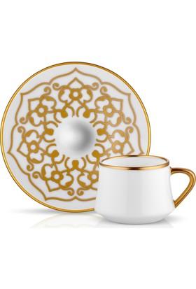 Koleksiyon Sufı Turk Kahvesı Seti 6Lı Motıf