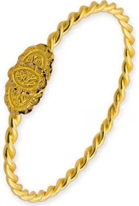 Bilezikhane Erzurum Burması 33,00 Gram 22 Ayar Altın