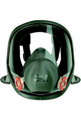 3M 6800-M Tam Yüz Maskesi