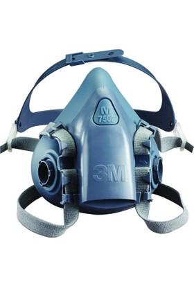 3M 7502 Yarım Yüz Maskesi (Orta Boy)