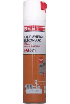 Best Silicone-Free Kalıp Ayırıcı 400Ml