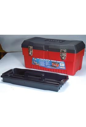 İzeltaş Pro-Plastik Takımı Çantası 41X21X20 Cm 16''