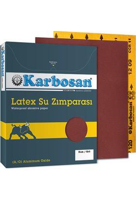Karbosan Latex Nk Su Zımparası 230X280X 80 Kum