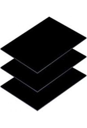 Starline Maske Camı Siyah 777 (80X110) No:9 ( 3 Adet )