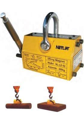 Netlift Yük Kaldırma Mıknatısı 2000 Kg (Nl-Ld 20)