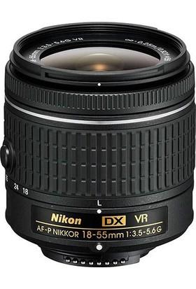 Nikon D3400 18-55 VR AF-P DSLR Fotoğraf Makinesi
