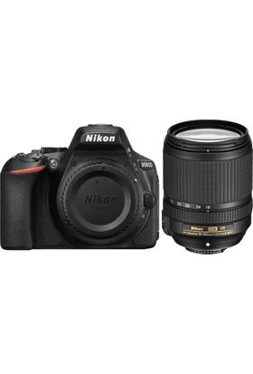 Nikon D5600 18-140mm DSLR Fotoğraf Makinesi