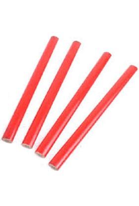 Best Kale Marangoz Kalemi Kırmızı Faber 180 Mm