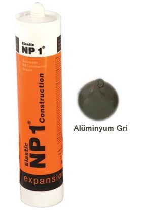 Yoldaş Np1-Ms Constructıon 290Ml Kartuş Alüminyum Gri