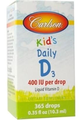 Carlson D Vitamini Damla Kids Daily