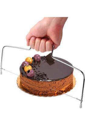 Nomnom Pasta Kek Pandispanya Kesme Testeresi