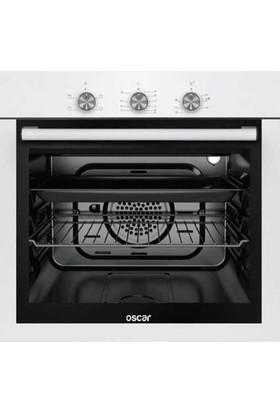 Simfer Oscar 8065 Beyaz 5 Fonksiyon Statik Ankastre Fırın