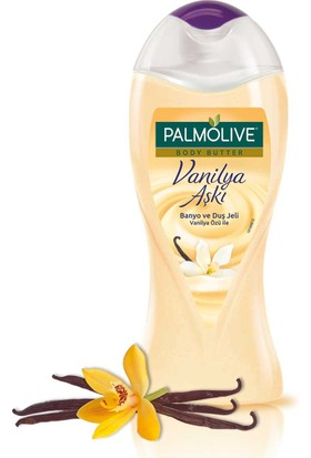 Palmolive Duş Jeli Body Butter Vanilya Aşkı 500 ml