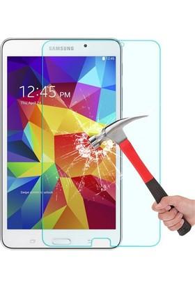 Miray Samsung Galaxy Tab A T350 Kırılmaz Cam Ekran Koruyucu - Tempered Glass