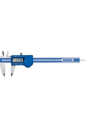 Accud 150 mm Dijital Kumpas