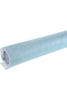 LoveQ Tül Kristal 10 Mt x 120-150 (±) Açık Mavi